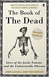 QI: The Book of the Dead by John Lloyd (2011-08-04)