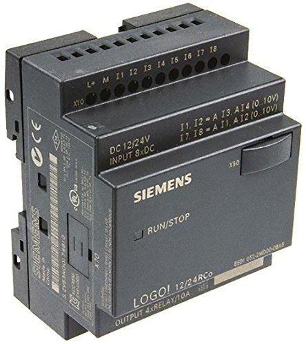 Siemens – Logo 12/24RCo module Logico 12/24 V courant continu