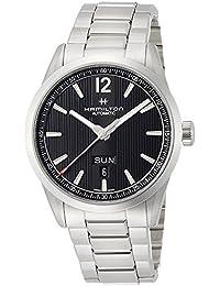 Hamilton reloj Broadway día fecha automático mecánico Self-winding h43515135de los hombres relojes