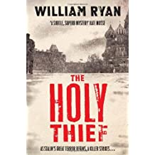 By William Ryan The Holy Thief (The Korolev Series) [Paperback]