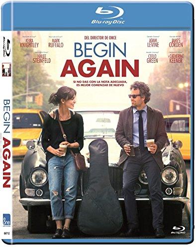 Begin Again [Blu-ray] 51UFVNL4KrL