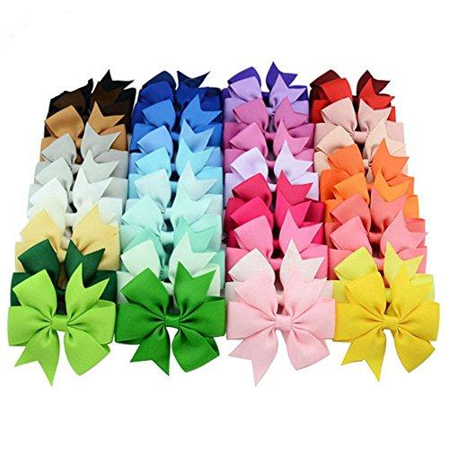 lote-de-40-lazos-para-el-pelo-con-clip-40-colores-diferentes-76-cm