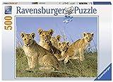 Ravensburger Erwachsenenpuzzle 14791 Löwen Babys