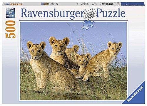 Ravensburger 14791 Löwen Babys