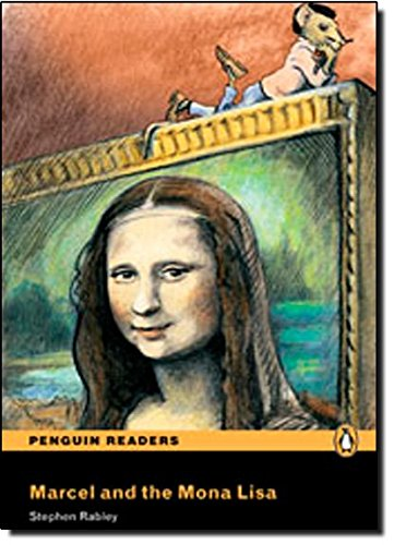 Penguin Readers ES: Marcel and Mona Lisa Book & CD Pack: Easystarts (Pearson English Graded Readers)