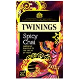 Twinings Chai 20 bags envelopes