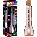 Popstar Bluetooth Karaoke Microphone Wireless Speaker Children's Singing Mic