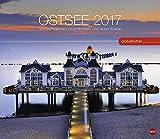 Ostsee Globetrotter - Kalender 2017 - Von behaglichen Strandkörben und rauen Küsten - Heye-Verlag - Wandkalender - 45 cm x 39 cm