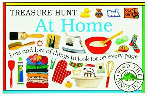 At Home (Treasure Hunt) by Dorling Kindersley Publishing (1996-05-06)