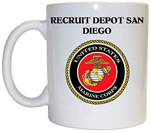San Marino Golf (Recruit Depot San Diego - US Marine Corps Mug, 1024)