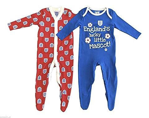 England - Body - Bébé (garçon) 0 à 24 mois Red & Blue 6-9 mois