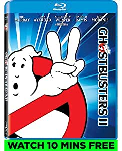 Ghostbusters II (4K-Mastered) [Blu-ray] [Import anglais]