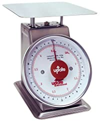 Update International (UPS-72R) - 2 Lb S/S Analong Portion Control Scale w/Rotating Dial