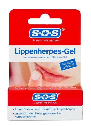 SOS Lippenherpes-Gel 5g