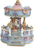 Spieluhrenwelt 14146 - Giostra con Figure di Angeli