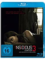 Insidious: Chapter 3  (inkl. Digital HD Ultraviolet) [Blu-ray] hier kaufen
