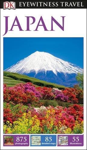 Produktbild DK Eyewitness Travel Guide Japan (Eyewitness Travel Guides)