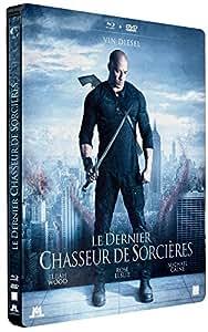 Le Dernier chasseur de sorcières [Combo Blu-ray + DVD - Édition boîtier SteelBook]