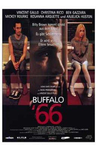 Art Show Poster (Buffalo '66 Movie Poster (27,94 x 43,18 cm))