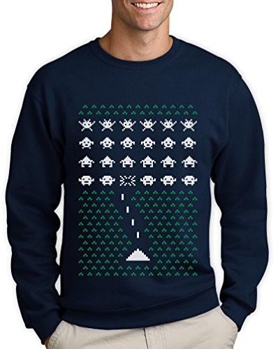 Invaders Sweater for Men in 4 Colours - S to XXL