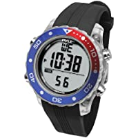 Pyle PSNKW30BK sport watch - sport watches (Black, Imperial, Metric, Diving, Swimming, Water resistant, -10 - 50 °C)