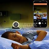 Tradico® Mini Ip Camera, 960P Wireless Wi-fi Monitor View for Seniors, Babies Pets
