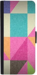 Snoogg Abstract signsDesigner Protective Flip Case Cover For One Plus One