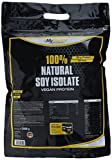 My Supps 100% Natural Soya Protein Isolat, 1er Pack (1 x 2 kg)