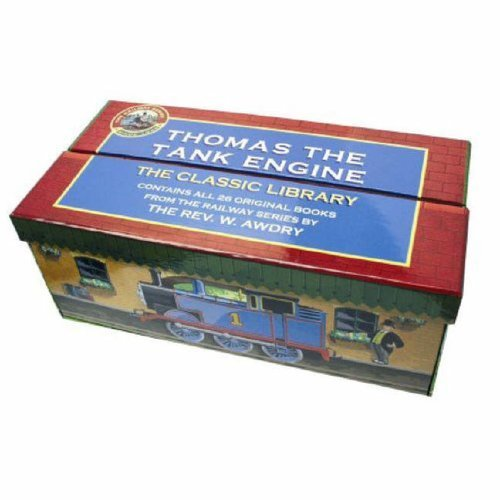 Thomas the Tank Engine: The Classic Library Station Box by Rev. W. Awdry (1-Oct-2002) Hardcover