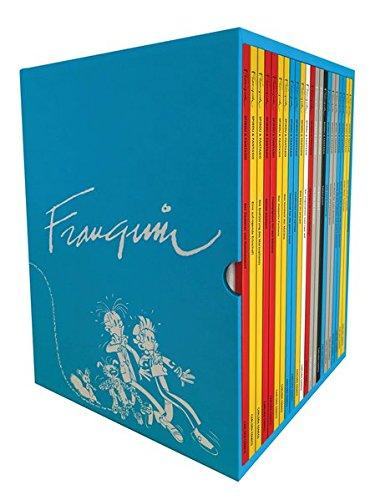 Spirou & Fantasio: Schuber: Spirou und Fantasio von Franquin