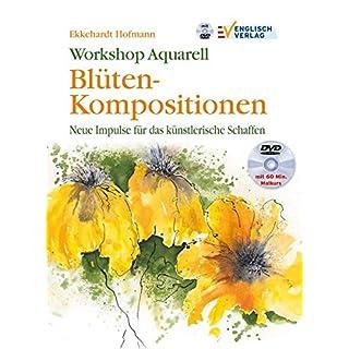 Workshop Aquarell Blütenkompositionen: Neue Impulse für das künstlerische Schaffen