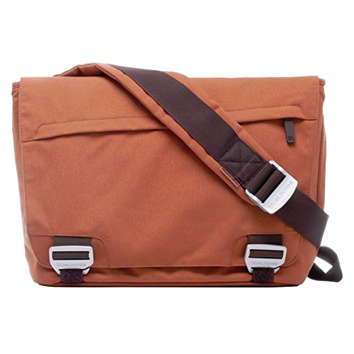 Bluelounge US-MB-02-RU Eco-Friendly Tasche für Small Messenger rust (Messenger Bag Eco-friendly)