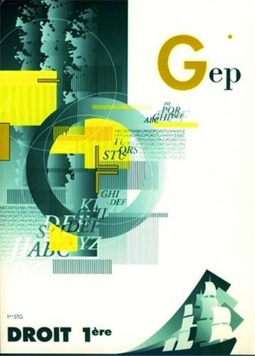 Droit 1e STG : Enoncé par GEP