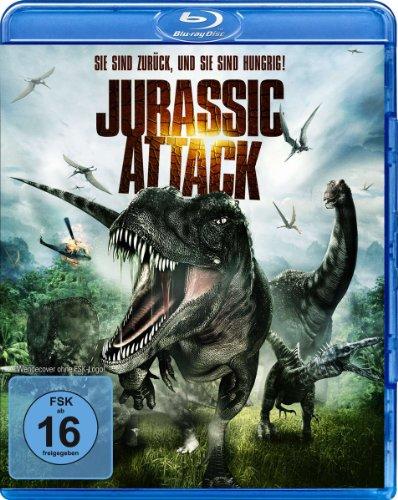 Bild von Jurassic Attack - Uncut [Blu-ray]