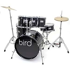 Bird DS200 BK Batterie acoustique Noir