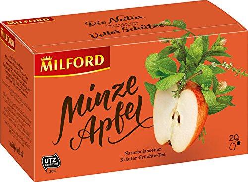 Apfel-minze-kraut (Milford - Minze-Apfel, naturbelassener Kräuter-Früchte-Tee)