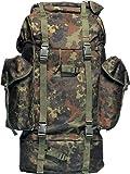 Bundeswehr BW Kampfrucksack - flecktarn -