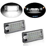 Inlink LPL-2 LED Kennzeichenbeleuchtung Auto Nummernschilder Licht A4/S4/RS4/A5/A6
