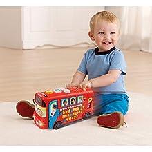 Vtech Bambino Playtime Bus Con Phonics