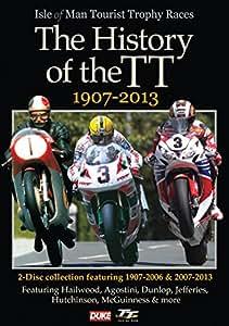 History of the TT 1907 - 2013 (2 disc) DVD