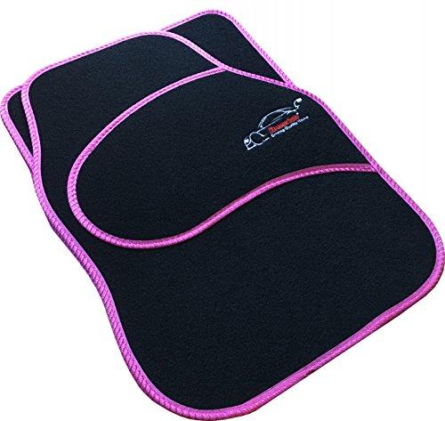 Jeep-fußmatten Pink (xtremeauto® Universal Teppich Auto Fußmatten–nicht tailliert)