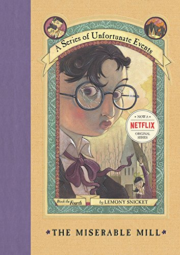 A series unfortunate events: 4 (A Series of Unfortunate Events) por Lemony Snicket