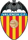 Valencia FC Spain Soccer Football Alta Calidad De Coche De Parachoques Etiqueta Engomada 10 x 12 cm