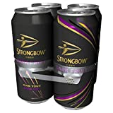 Strongbow Dark Fruit Cider Can 440 ml (Case of 4)