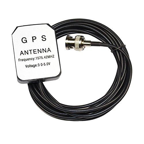 HQRP GPS-Antenne für Garmin GPSMAP 545S / 546 / 546s / 550S / 555S / 720 / 720s / StreetPilot III GPS + HQRP Sonnenlichtmesser -