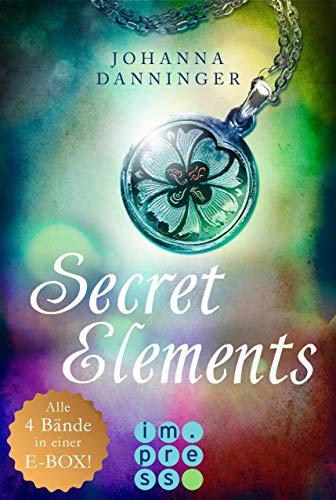 Secret Elements: Alle 4 Bände der Reihe in einer E-Box! F/ Einzel