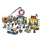 Lego-City-Town-Inaugurazione-della-Ciambelleria-60233