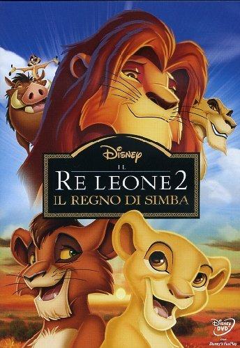Der König der Löwen 2 [DVD] [Import] [dt. Ton] (2 König Löwen Dvd Der)