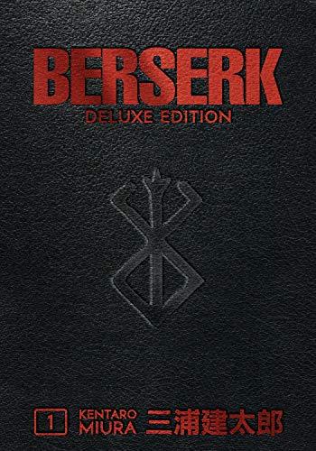 Berserk Deluxe Volume 1 por Kentaro Miura