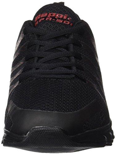 Beppi Sport Shoe, Scarpe da Fitness Unisex – Adulto Nero (Preto)